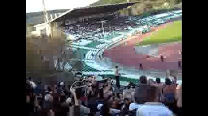 Берое - Локо Пд 0 - 4