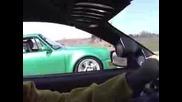 Toyota Supra Vs. Porsche 911 Turbo S
