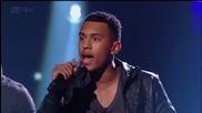 Групата Nu Vibe се бори за оставане в шоуто: The X Factor Uk 2011