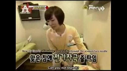 Mblaq Mir Scared from Needles [eng Sub]