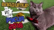 ВладИмир прогнозира кой ще бъде победител на Световното по футбол 2018