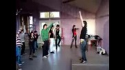 Tutur Учи Хлапета Да Танцуват Tecktonik
