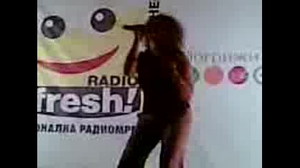 Radio Fresh - Music Idol - Nora V Stara Zagora