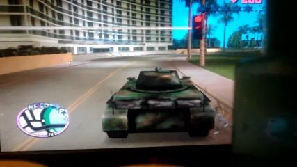 gta vice city урок-танк