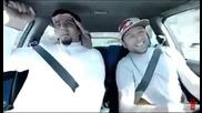Арабин го возят в кола (смях)