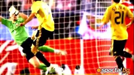 Евро 2012 един страхотен турнир..