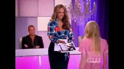 Americas Next Top Model Cycle 12 Episode 4 Part 5