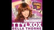 Цялата песен + Превод !! Bella Thorne - T T Y L X O X - Shake it up 2: Live to dance