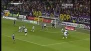 Европа лига. Maribor - Glasgow Rangers. Подробен репортаж
