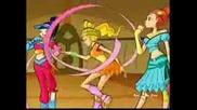 Winx Dance Class