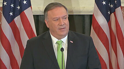 USA: Pompeo announces new sanctions against Iran's Def Ministry and Maduro