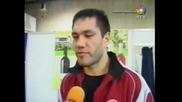 Борис Георгиев за трети път с купа Странджа