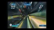 Sonic Riders Zero Gravity Trailer (silver)