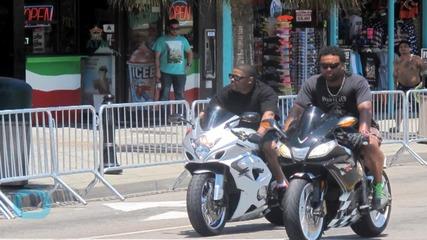 'Black Bike Week' Riders Cry Foul Over Security Increase