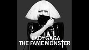 Lady Gaga - Monster ( Audio )