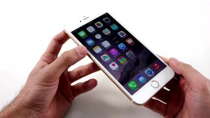 Apple iPhone6+ - големият iPhone вече е в ръцете ни - видео ревю на news.smartphone.bg