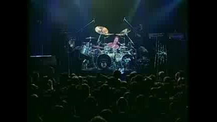 Axel Rudi Pell Concert Great Drum Solo