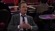 How I Met Your Mother - Барни е лидер на групата