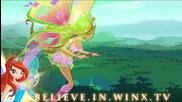 Winx Club Season 5: the Lilo:flora Training! Preview Clip 2!