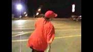 Soulja Boy Crank That Outside Ghost Ride Da Car N Da Police IS Coming (Funny)