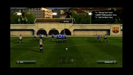 Fifa 13 - Free kick battle
