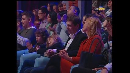Dancing Stars - Дарин Ангелов и Ани танго (22.04.2014г.)
