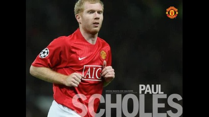 Man.united 2007 - 2008 Top Players