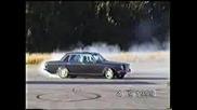 Volvo Burnout