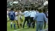 Бой Левски - Цска 1985