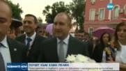 Президентът и първата дама се срещнаха с наследниците на Елин Пелин