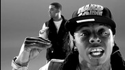 Текст ! *hot* Lil Wayne ft. Drake - Right Above It (official)