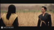 Mortal Kombat- Legacy 2 - Episode 7 +(bg Sub.)