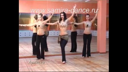 Урок 9 по bally dance