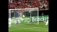 Бенфика 1-1 Манчестър Юнайтед * Шампионска лига * 14.09.2011 | Гол на Райън Гигс!