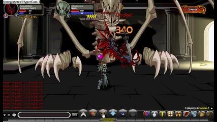 Aqw-solo Battle