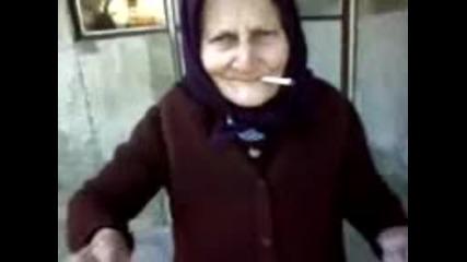 Hip Hop баба ! (смях)