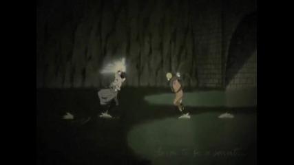 Naruto and Sasuke Amv [let Me Go]