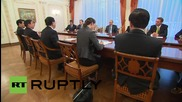 "Russia: Putin thanks BRICS representatives for ""new format of cooperation"""