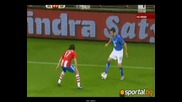 World Cup 10 - Italy 1 - 1 Paraguay