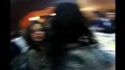 Банкет на сурвакарската група от с. Друган след участиета в Ковачевци 2009г. 1част