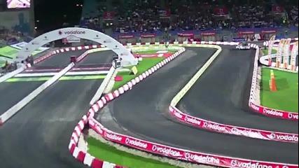 Ken Block vs. Kimi Raikkonen