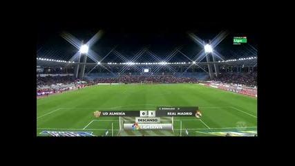Сезон 2013-2014 Примера 14 Кръг Алмерия - Реал М 0-5 Целия Мач