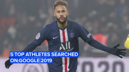 Here's why the Top 5 googled athletes were so searchable