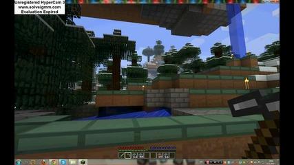 Minecraft Оцеляване еп.1