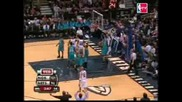 Nba Vince Carter Layup Vs Hornets
