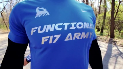 Надскочи собствените си предели   Безплатна тренировка от FF7A