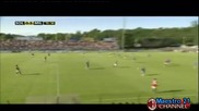 Ibrahimovic vs Solbiatese - 20.07.2011