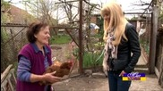 Плеймейтката Светлана Василева на лов за кокошки с високи токчета (30.04.2015г.) - част 1