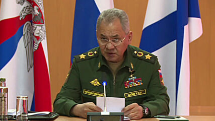 Russia: US and NATO moving troops to Russian border - DM Shoigu