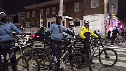 USA: Several arrested at Philadelphia protest following fatal shooting of Black man by police